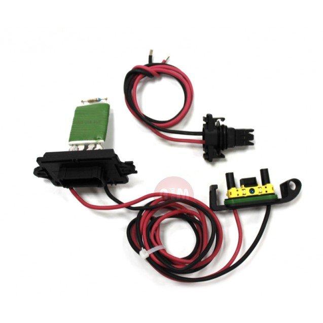 Blower resistor - RENAULT MODUS / CLIO III // 7701209803