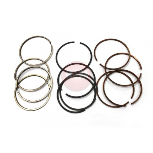 Piston ring set - FIAT CROMA / DUCATO 82- 2.5D / set /