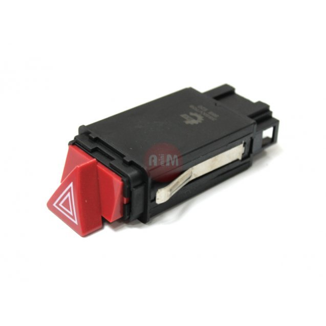 Warning lights switch - AUDI A4 / 8D0941509H