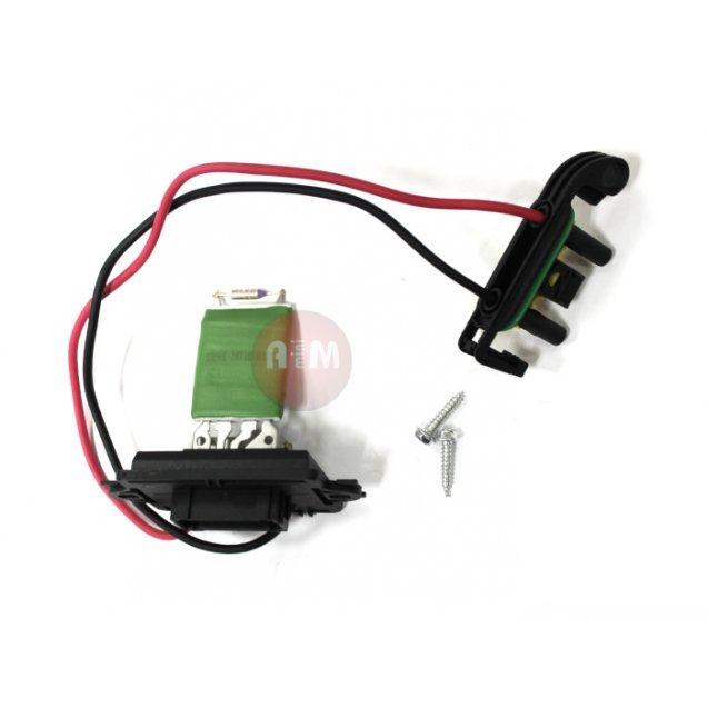 Blower resistor - RENAULT MEGANE II